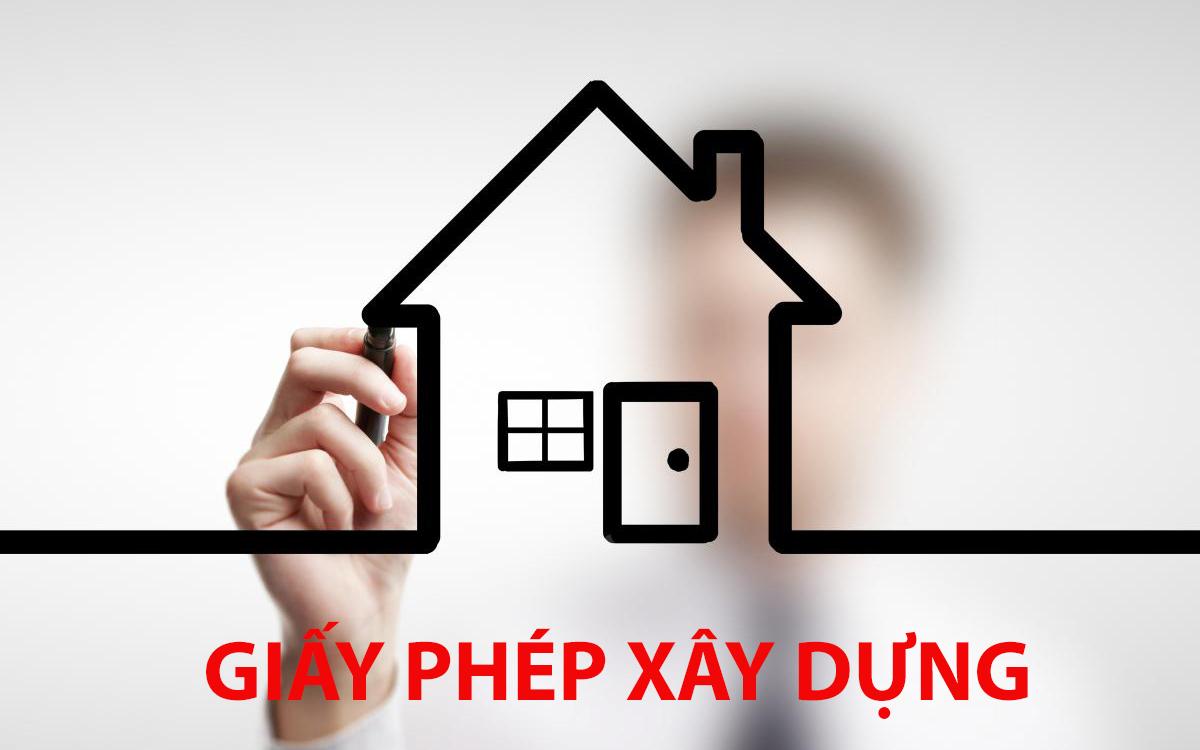 Thủ tục xin cấp giấy phép xây dựng công trình nhà ở
